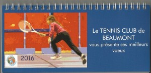 photo calendrier tcb 2016