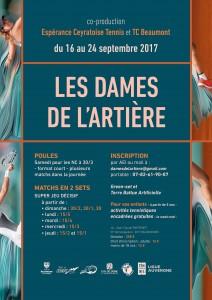 tournoi  Féminin du 16 au 24 Septembre 2017