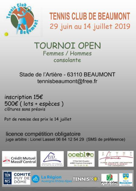Tournoi adulte