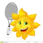 le-soleil-de-joueur-de-tennis-avec-la-raquette